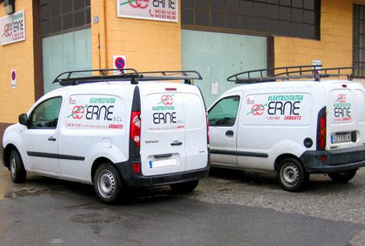 Servicios de reparaciones eléctricas