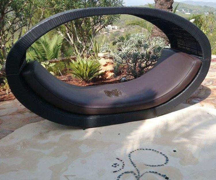 Tapicería de sofás creativos a medida en Baleares