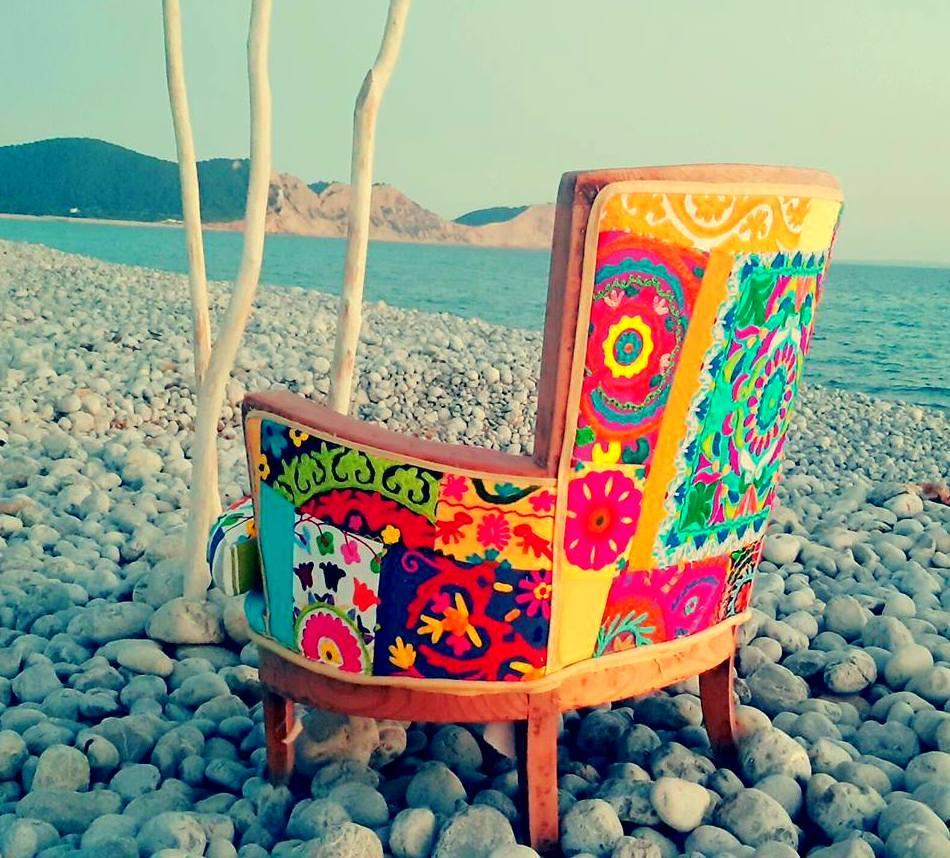 Foto 23 de Tapicerías en - Ibiza | Alma Tapiceria Creativa