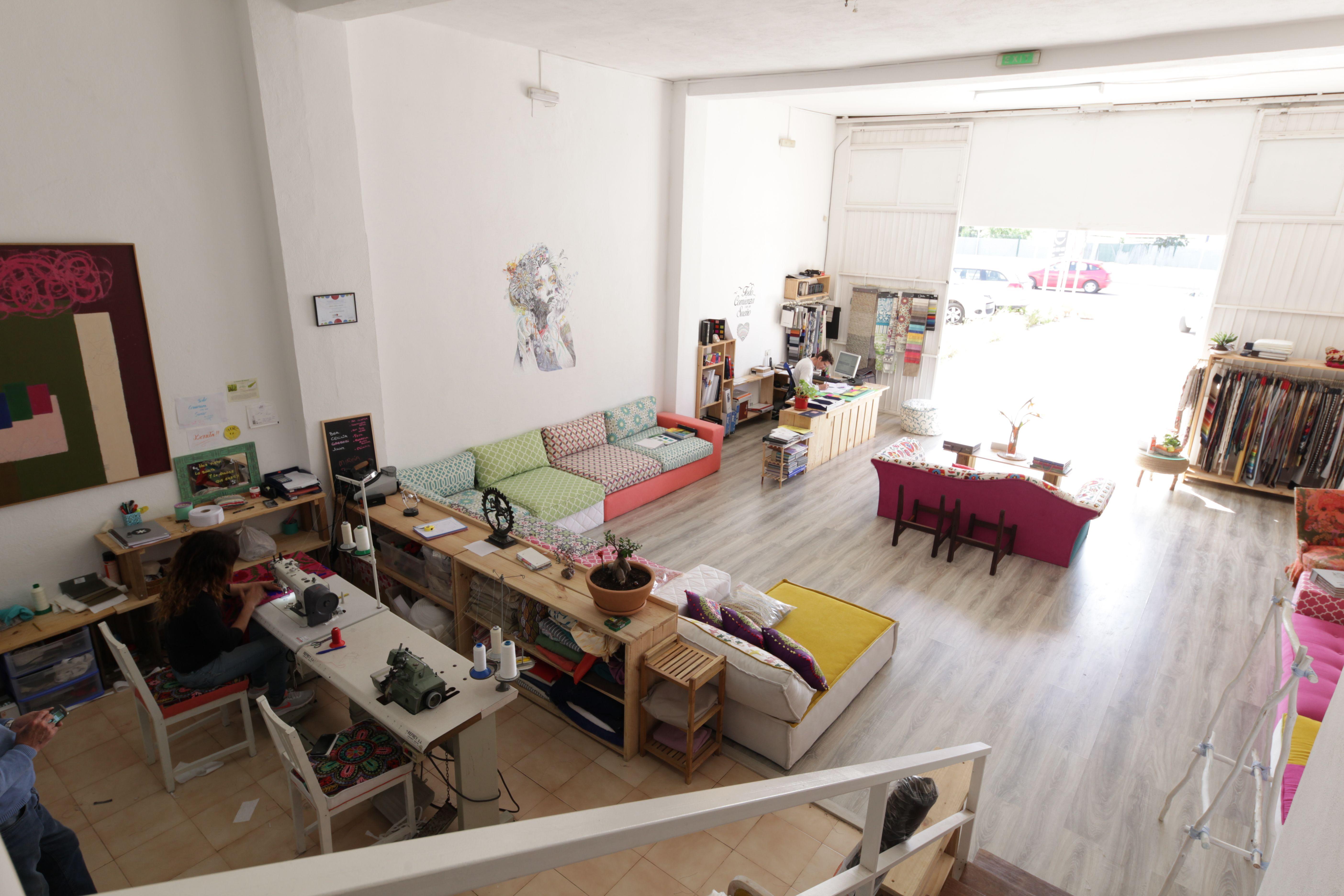 Alma Tapicería Creativa en Sant Jordi, Ibiza