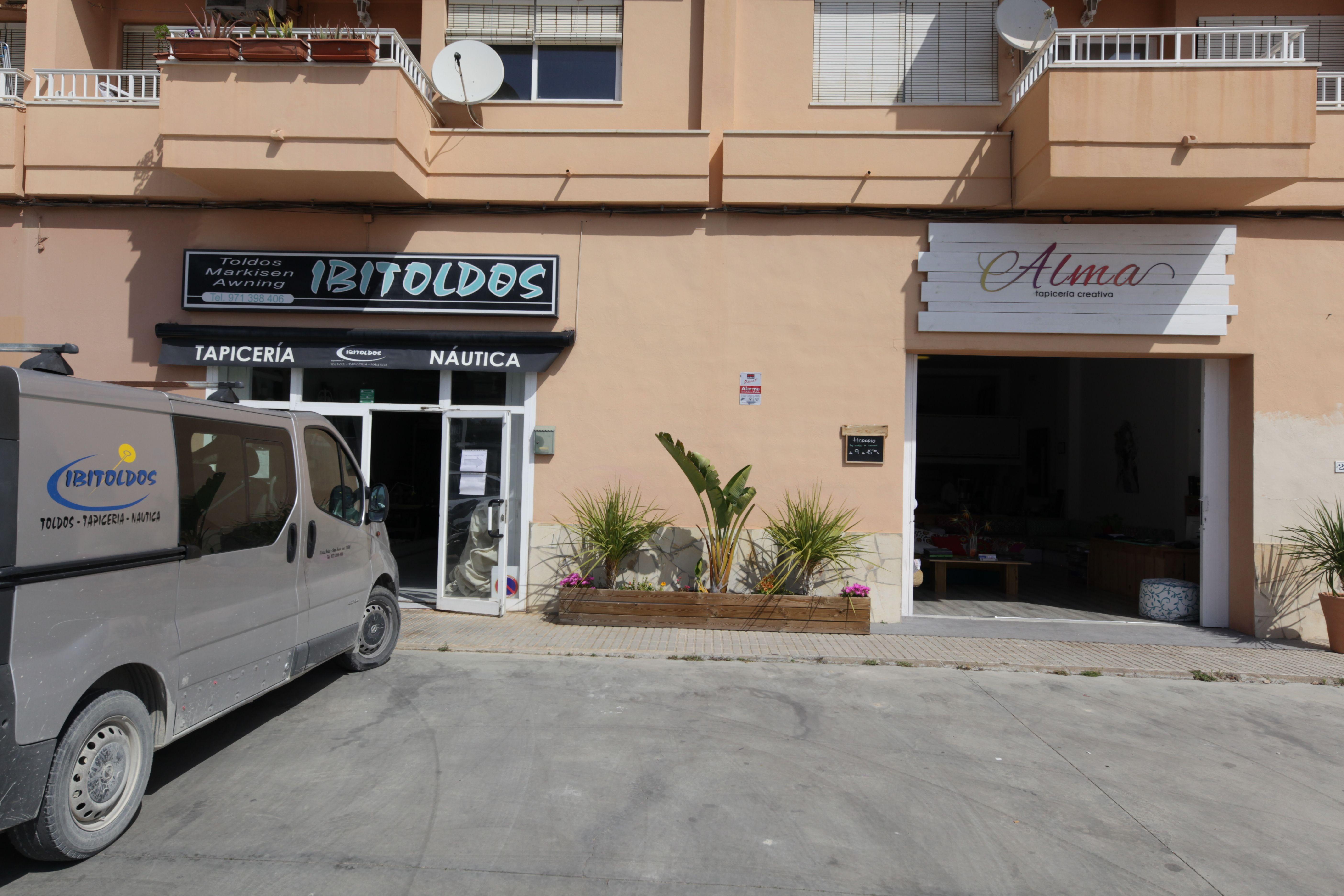 Alma Tapicería Creativa en Ibiza