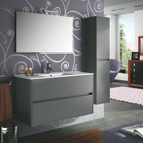 Mobiliario moderno para baños