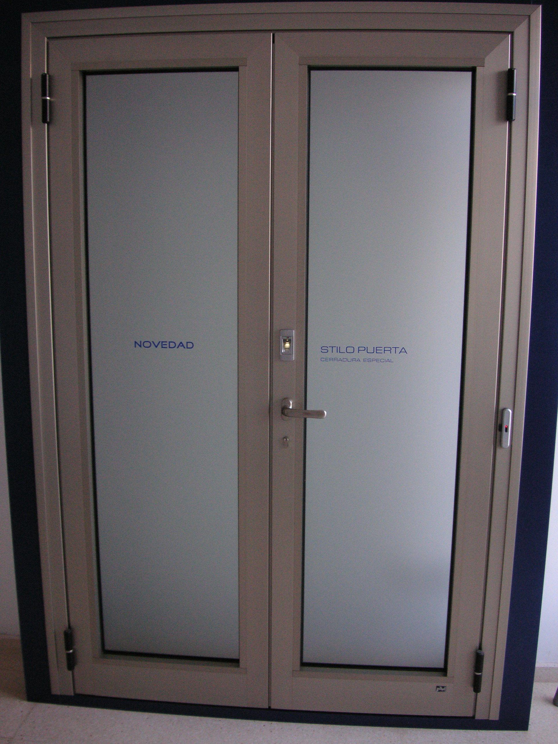 Ventanas de aluminio cat logo de aluminios paiporta - Puertas para terrazas aluminio ...