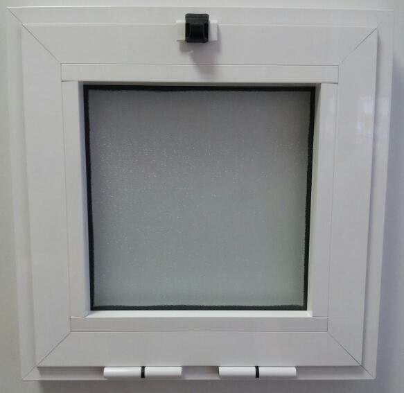 ventana  abatible serie mezquita