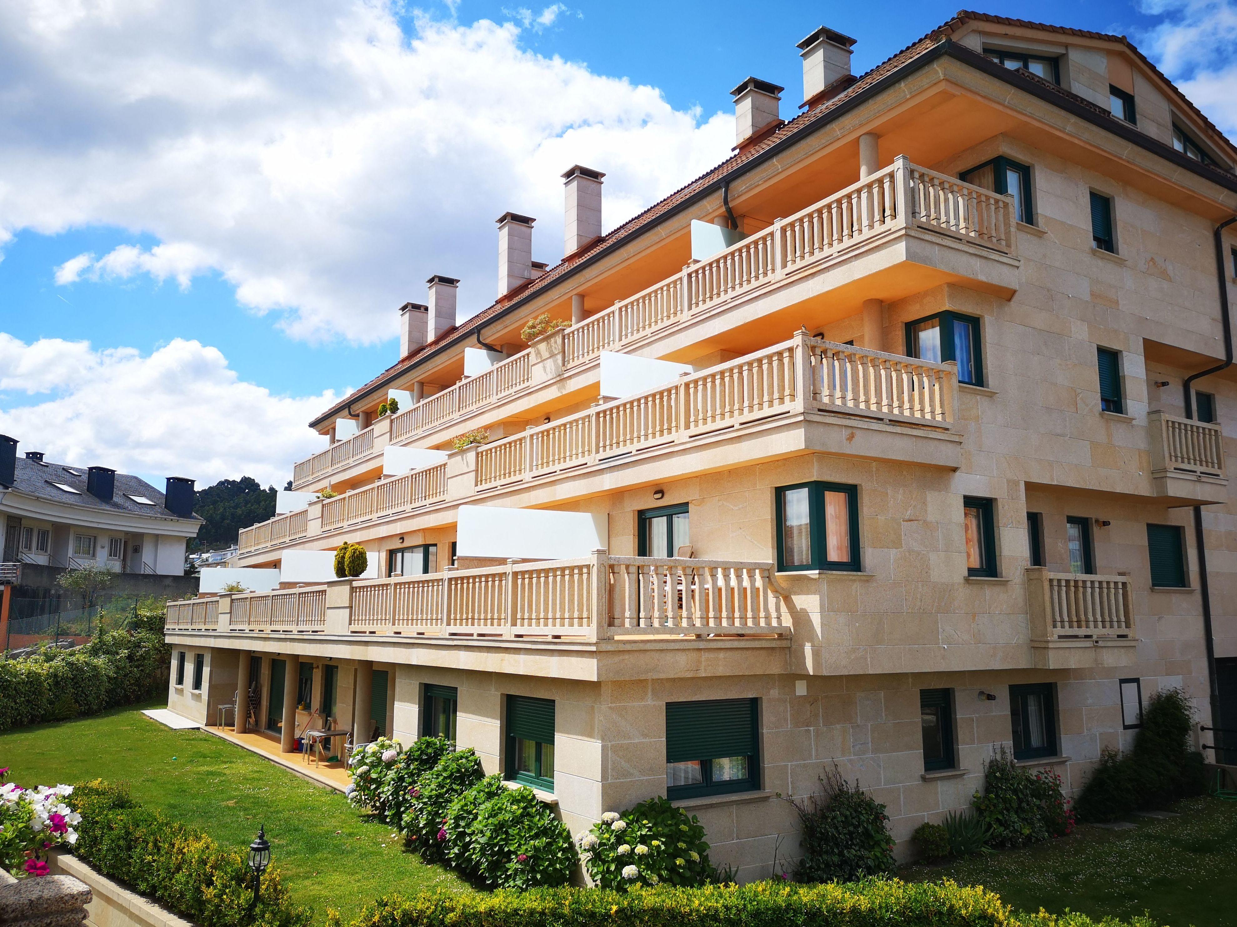 Foto 7 de Apartamentos y casas de alquiler en Bayona | Mirador Ría de Bayona