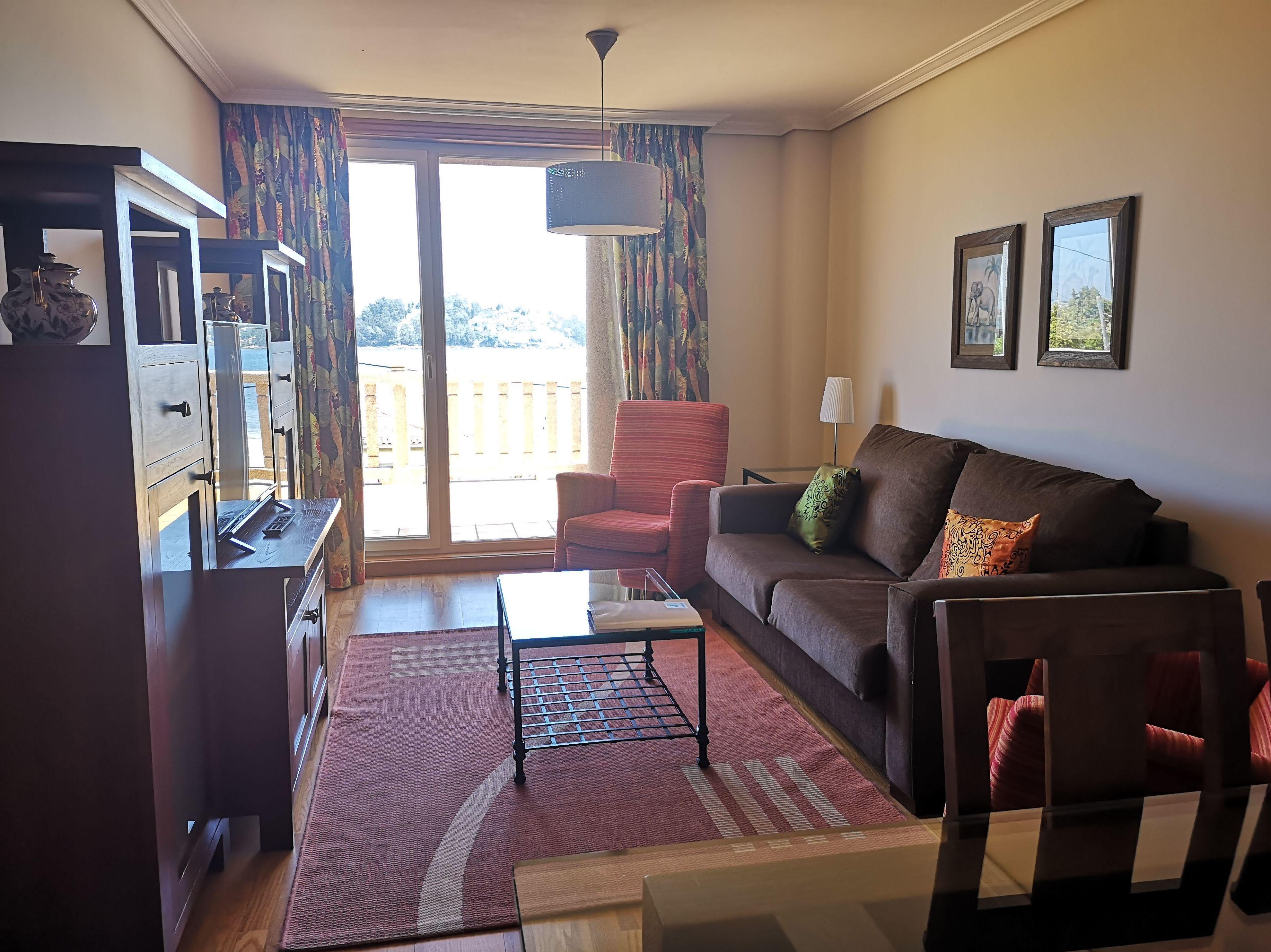 Apartamentos Mirador Ria de Bayona