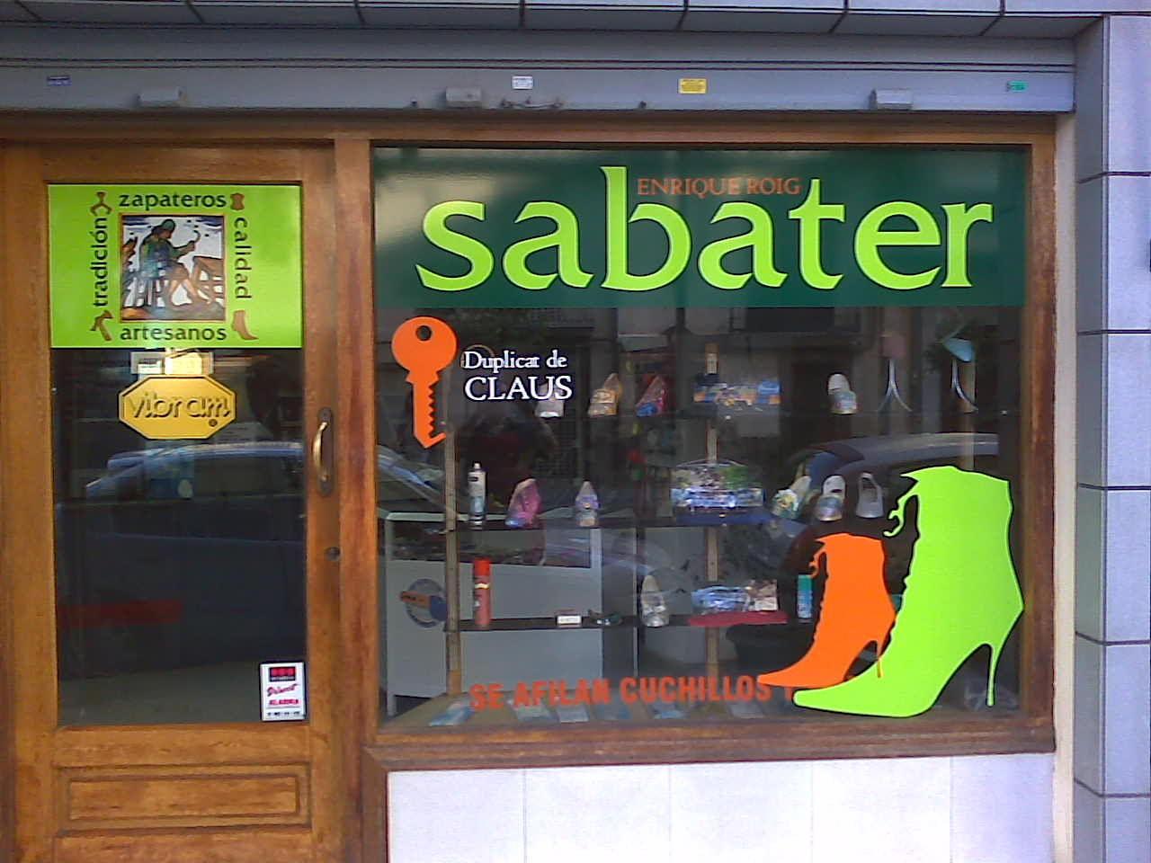 Foto 17 de Reparación de calzado en Castellón | Roig Vidal