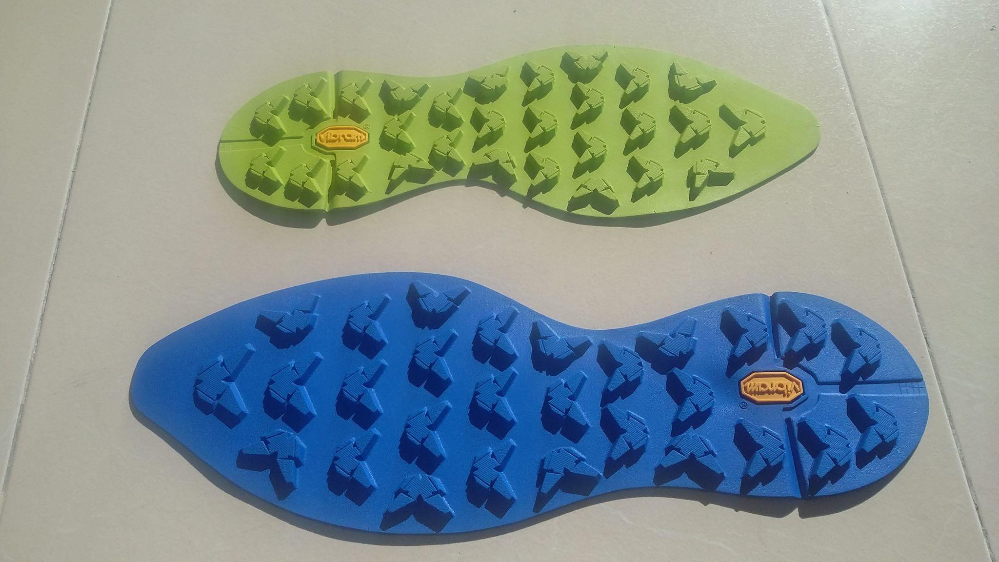 Reparación y suelas de zapatillas trail: Catálogo de Roig Vidal