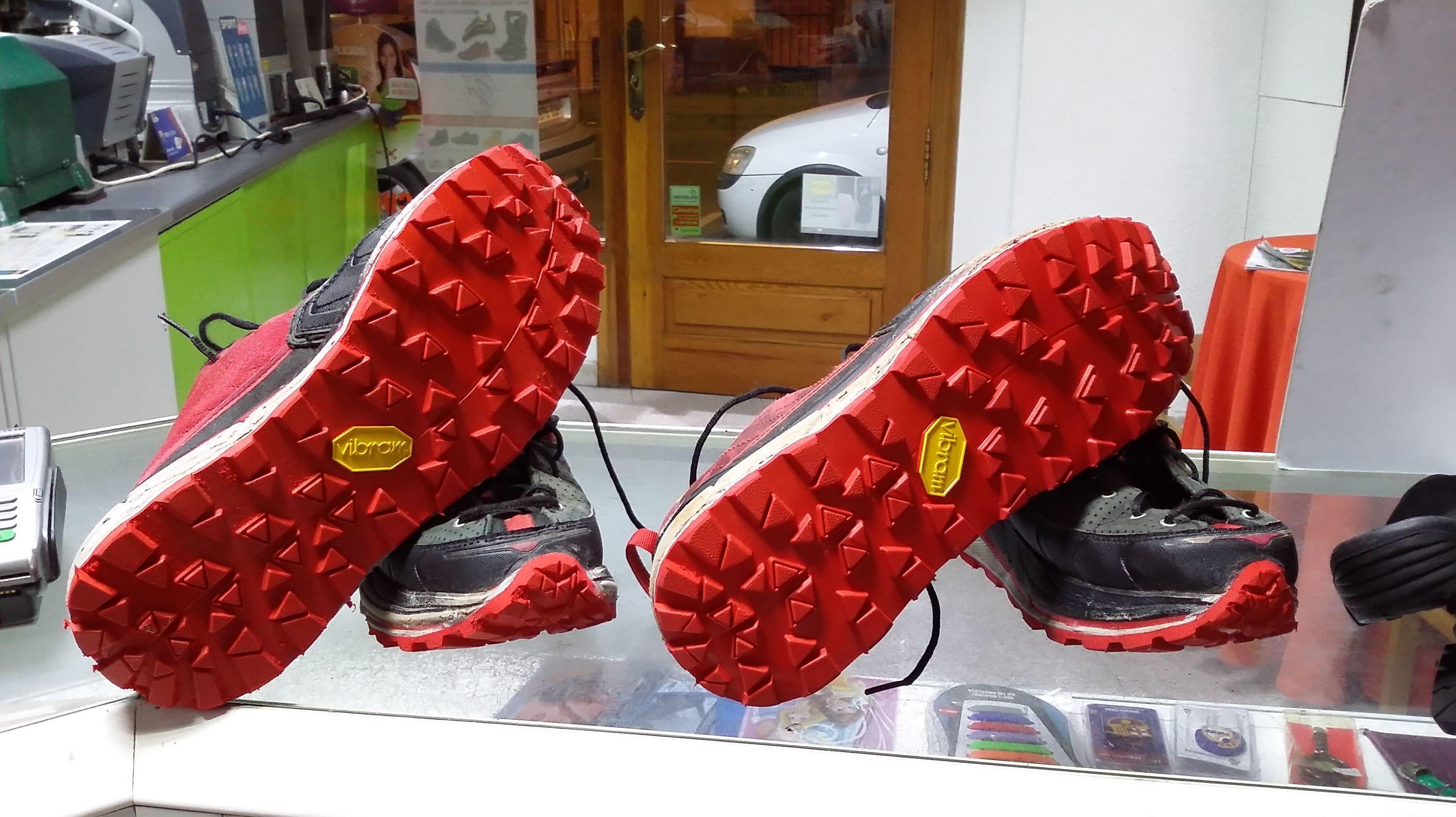 Foto 5 de Reparación de calzado en Castellón | Roig Vidal