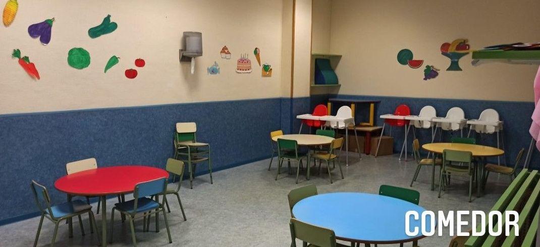 Foto 7 de Guarderías y Escuelas infantiles en Logroño | Centro de Educación Infantil El Parque