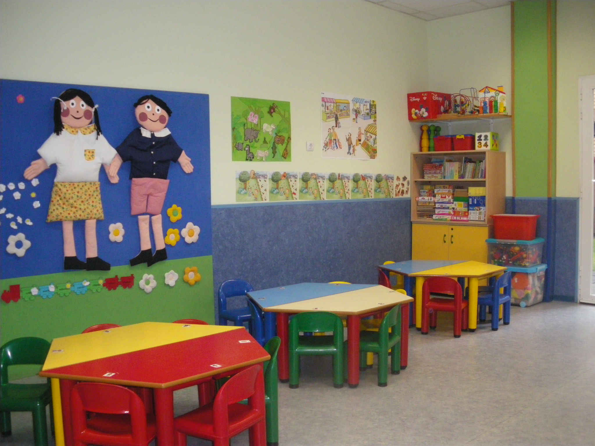 Foto 7 de Guarderías y Escuelas infantiles en Logroño | Centro de Educacion Infantil El Parque