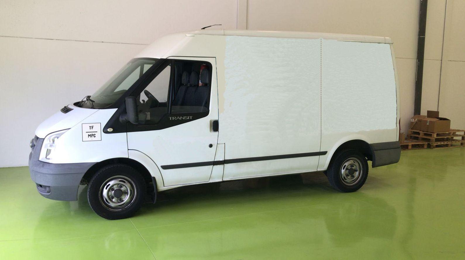Vehículo de segunda mano a la venta CAR PLUS CANARIAS