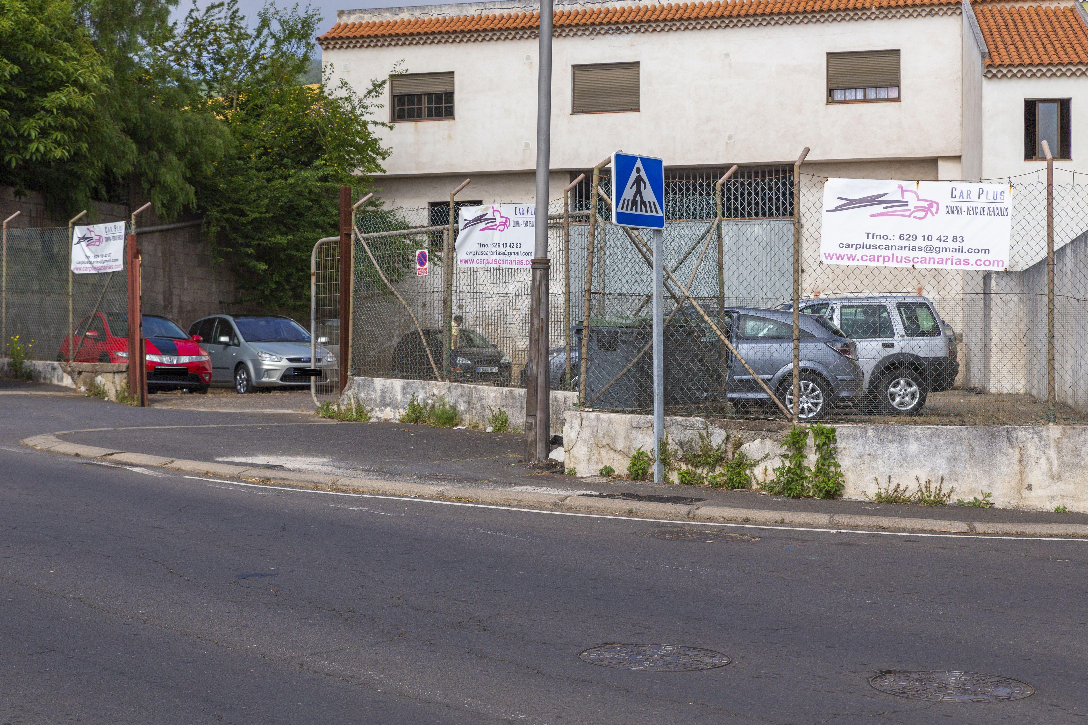 Exterior CAR PLUS CANARIAS