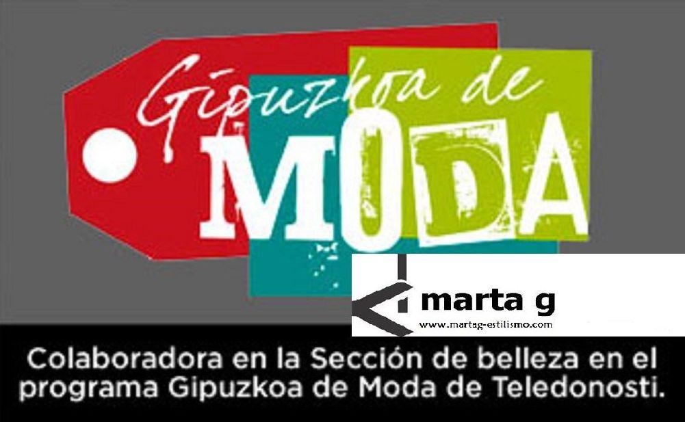 Hoy 28 de Enero ,a las 22:00 h,y en Teledonosti tenemos una nueva edición de Gipuzkoa de Moda ,en la que tenemos la sección de belleza,no os lo perdais en Teledonosti