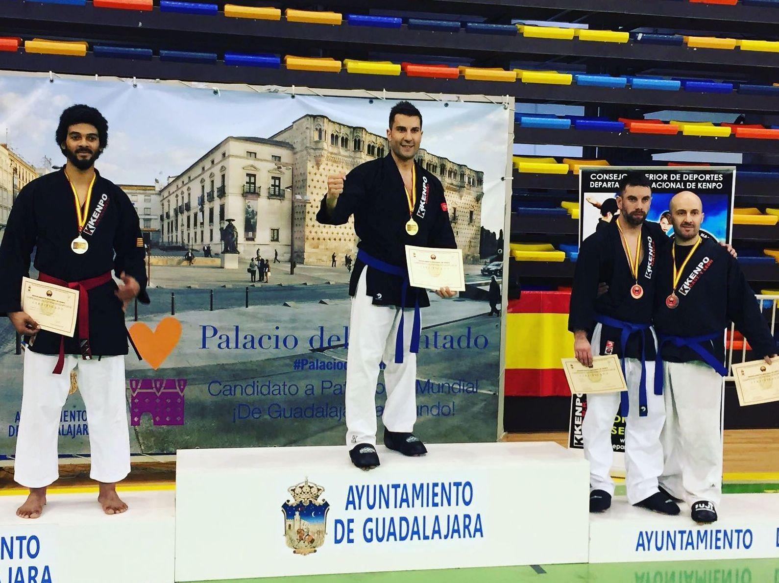 Ángel Ruiz Campeón de España 2018