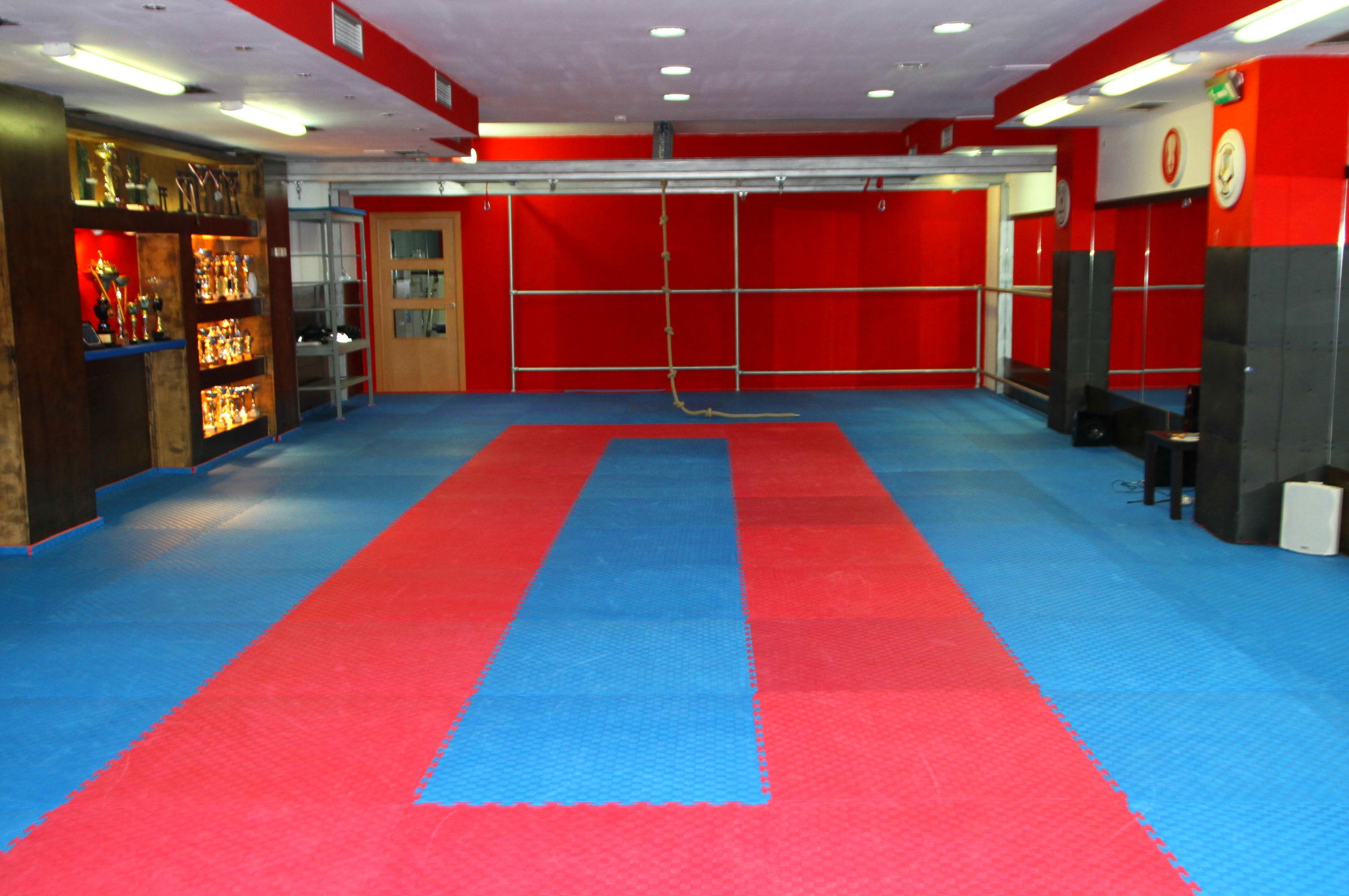 La mejor sala para practicar artes marciales de la zona