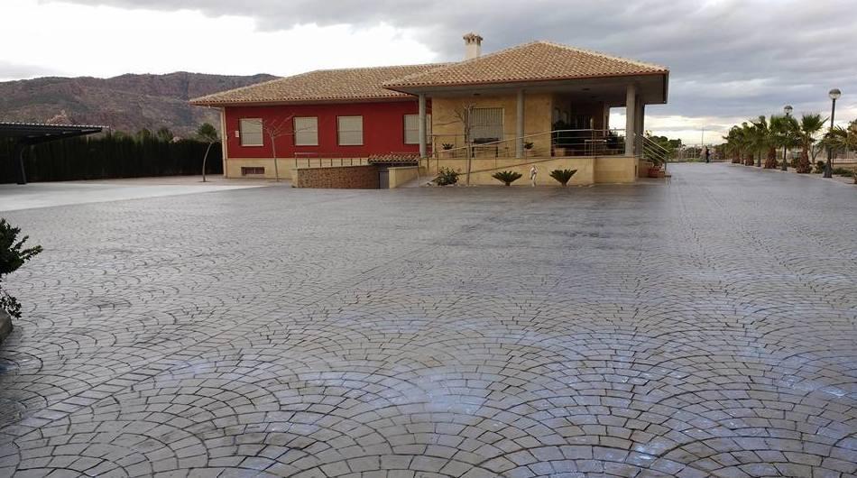 Expertos en pavimentos impresos en Murcia