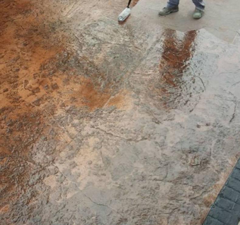 Abrillantado de pavimento