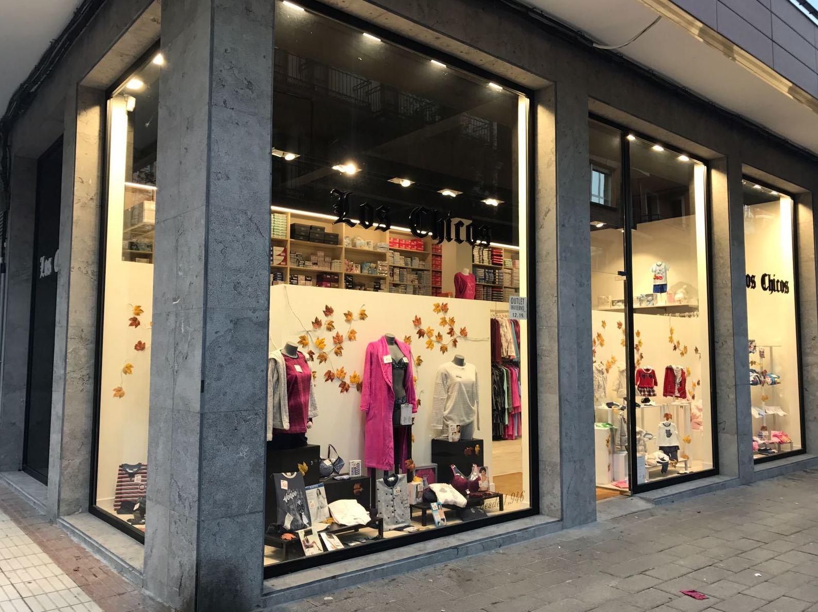 ¡¡Os enseñamos nuestra tienda en Amorebieta!!