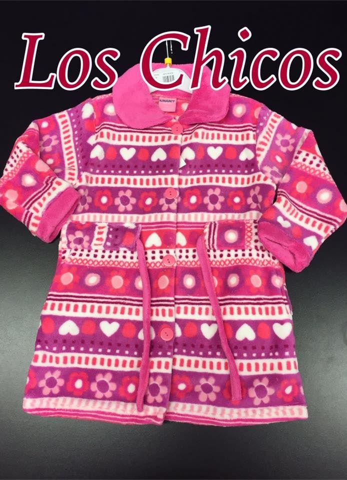 Batas para niña: Nuestras prendas de Los Chicos