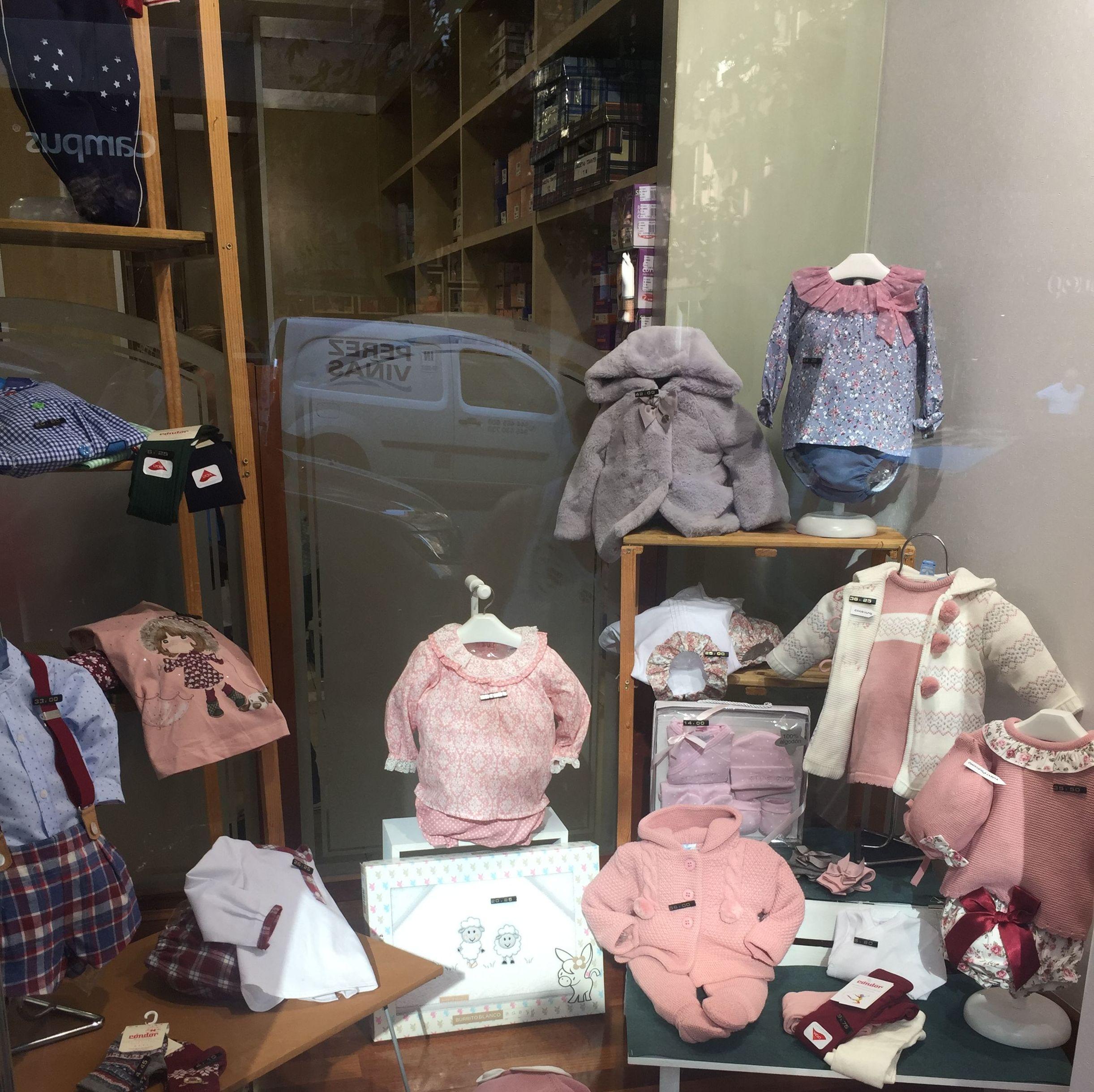Foto 9 de Tiendas de ropa para niños en Getxo | Los Chicos