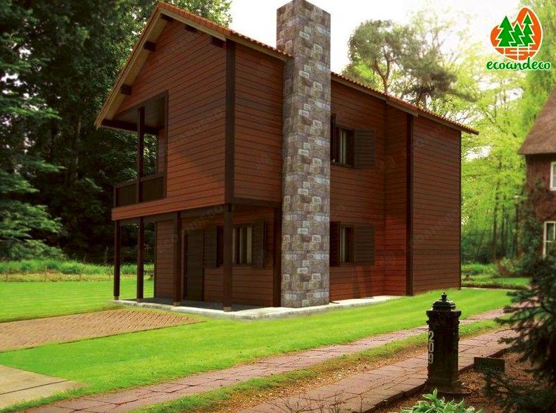 Casa de madera Denia