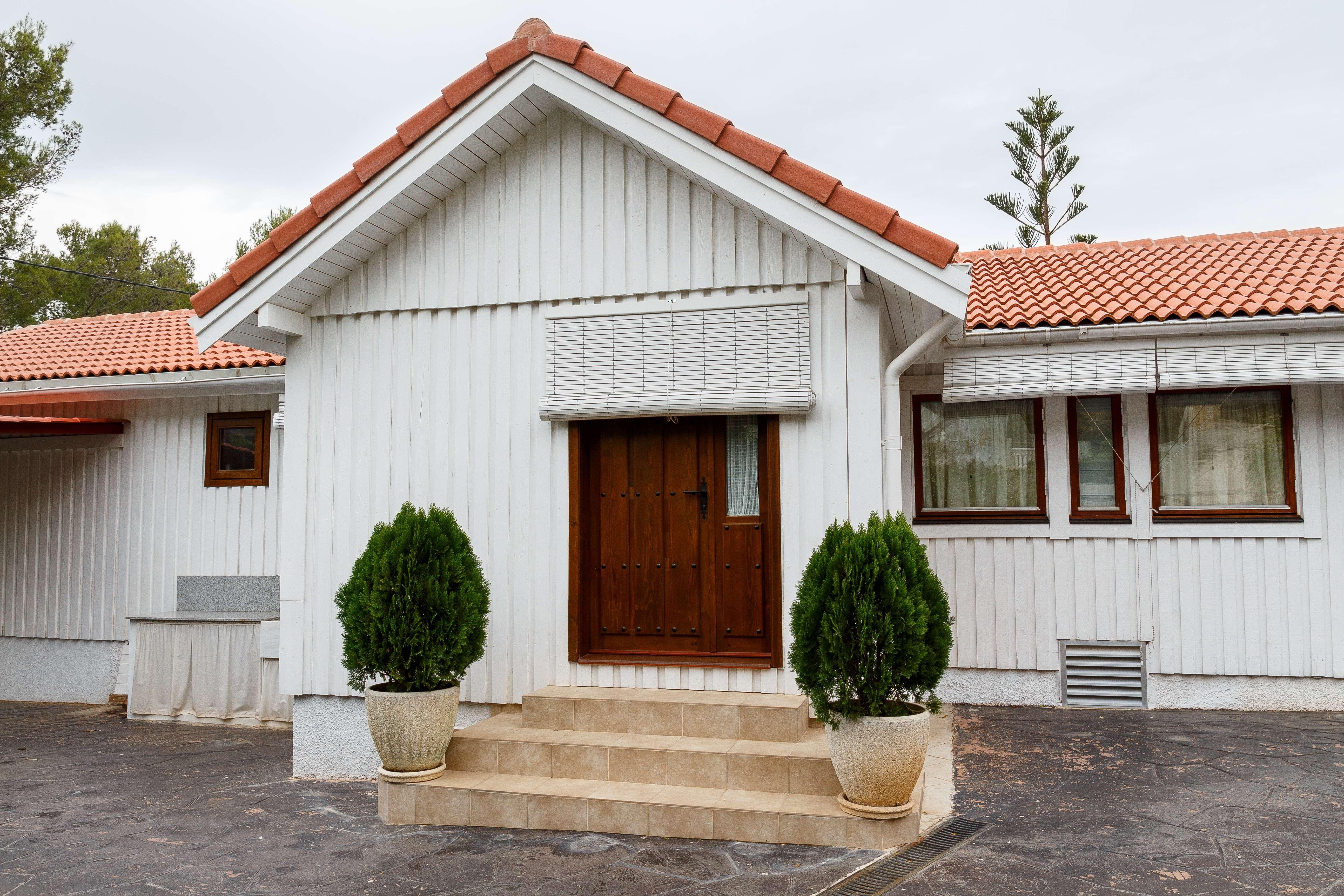 Foto 12 de casas de madera en el real de gandia ecoandeco - Maderas cantabria ...