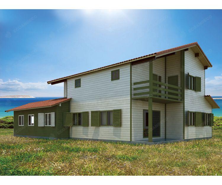Casa de madera Ibiza