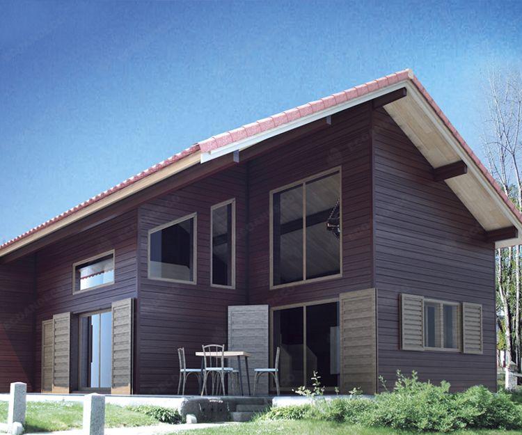 Casa de madera Pamplona