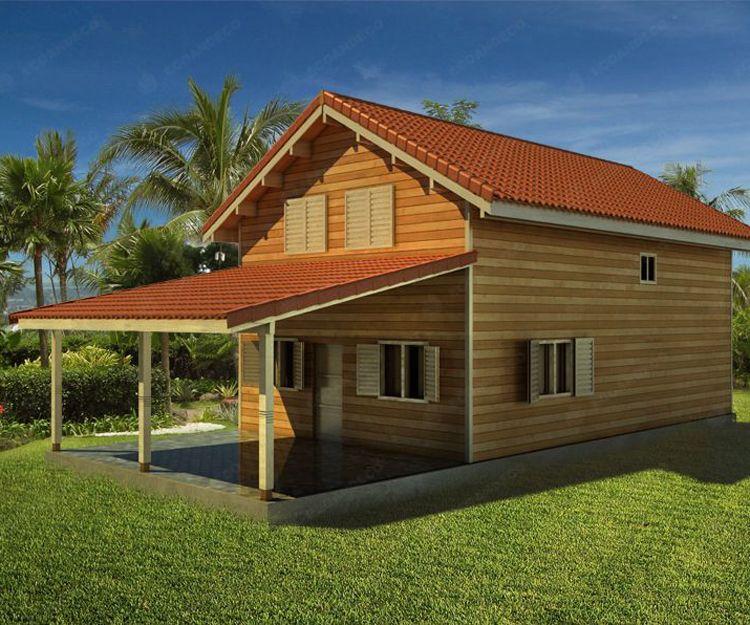 Casa de madera Santa Pola