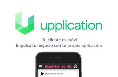 Upplication, una herramienta para crear 'apps' sin saber programar