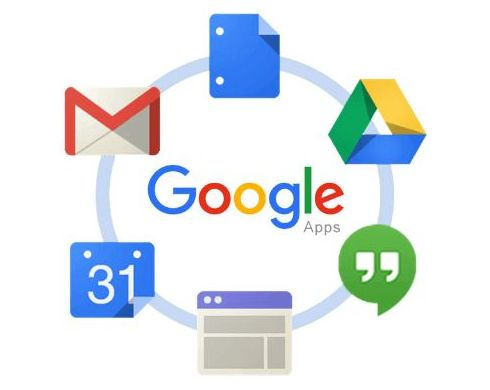 Google Apps for Work: Servicios de Comunicaciones Vilber