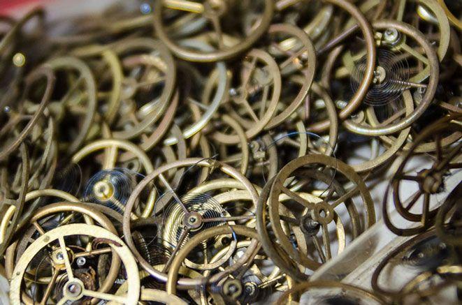 Arreglo de relojes antiguos en Sevilla