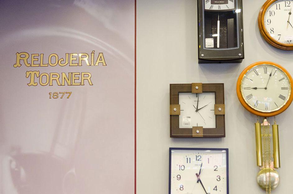 Distribuidor autorizado de las principales marcas de relojes