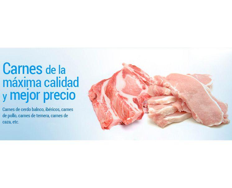 Carnes de la máxima calidad al mejor precio