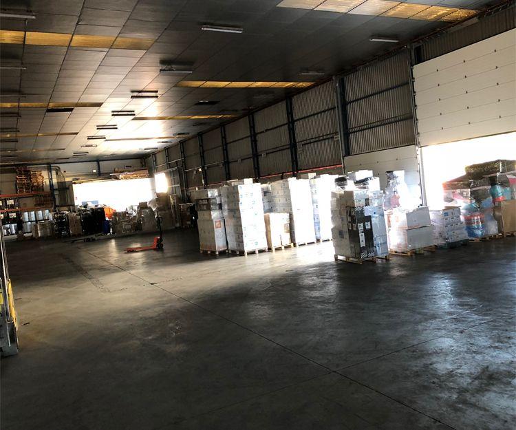 Empresa de paquetería en Alicante