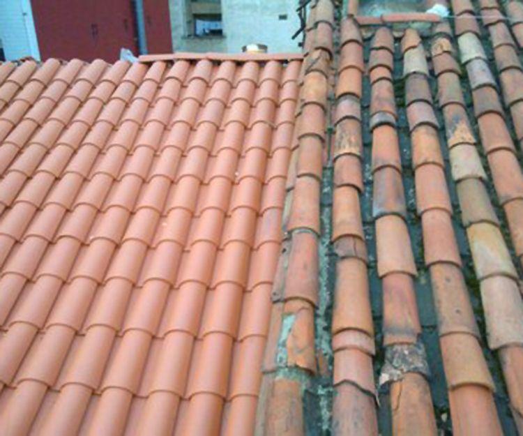 Reformas de cubiertas y tejados en Asturias