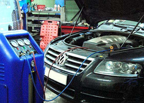 Mantenimiento integral del automóvil