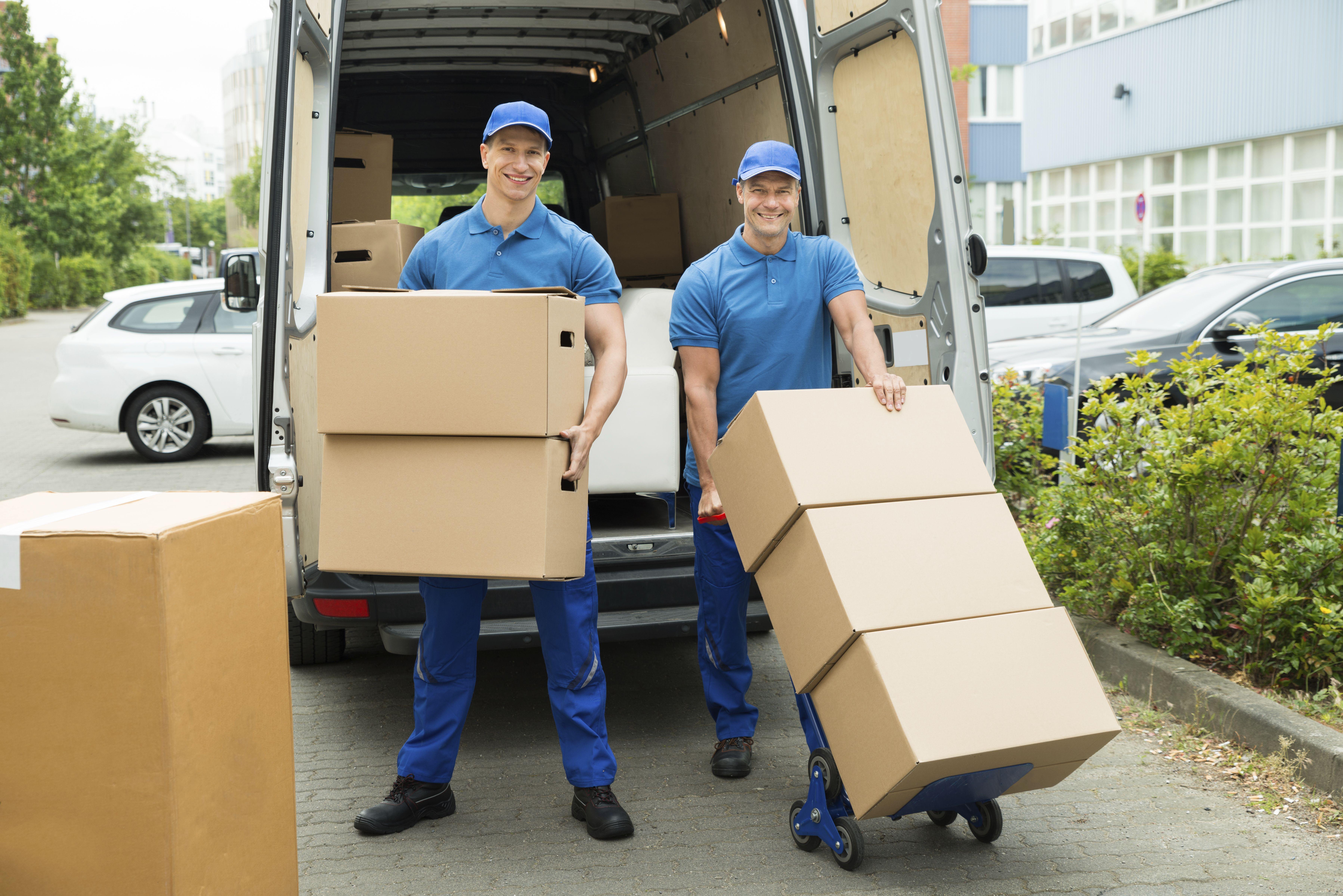 Servicio a particulares y empresas: Servicios de Mudanzas Corral y Grupo Si Mona