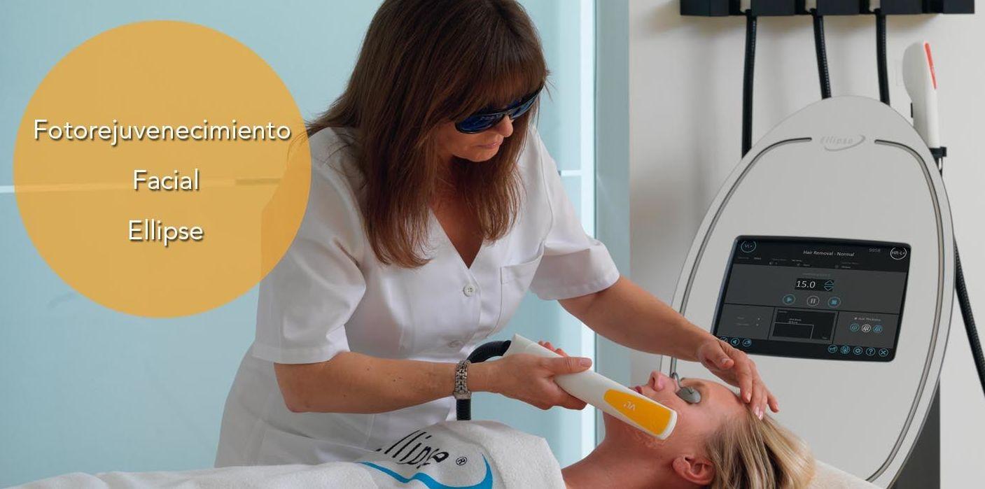 Rejuvenecimiento facial Ellipse Bethsabee Belleza Avanzada en Madrid