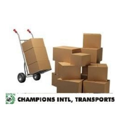 Mudanza internacional: Servicios de Champions International Transports & Moving