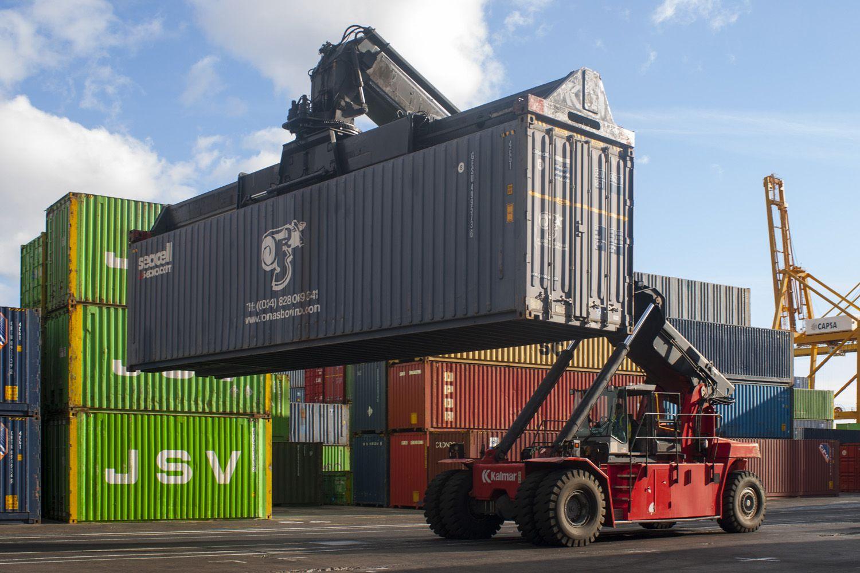 Transporte vía marítima