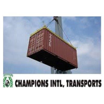 Importación. Aduanas y comercio exterior: Servicios de Champions International Transports & Moving