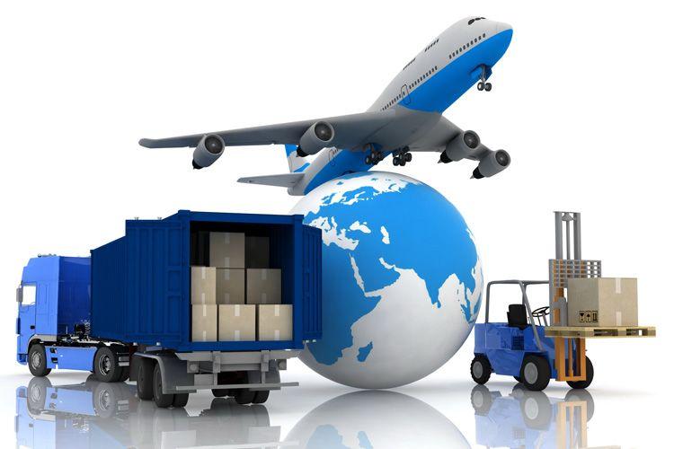 Exportación. Tráfico aéreo: Servicios de Champions International Transports & Moving