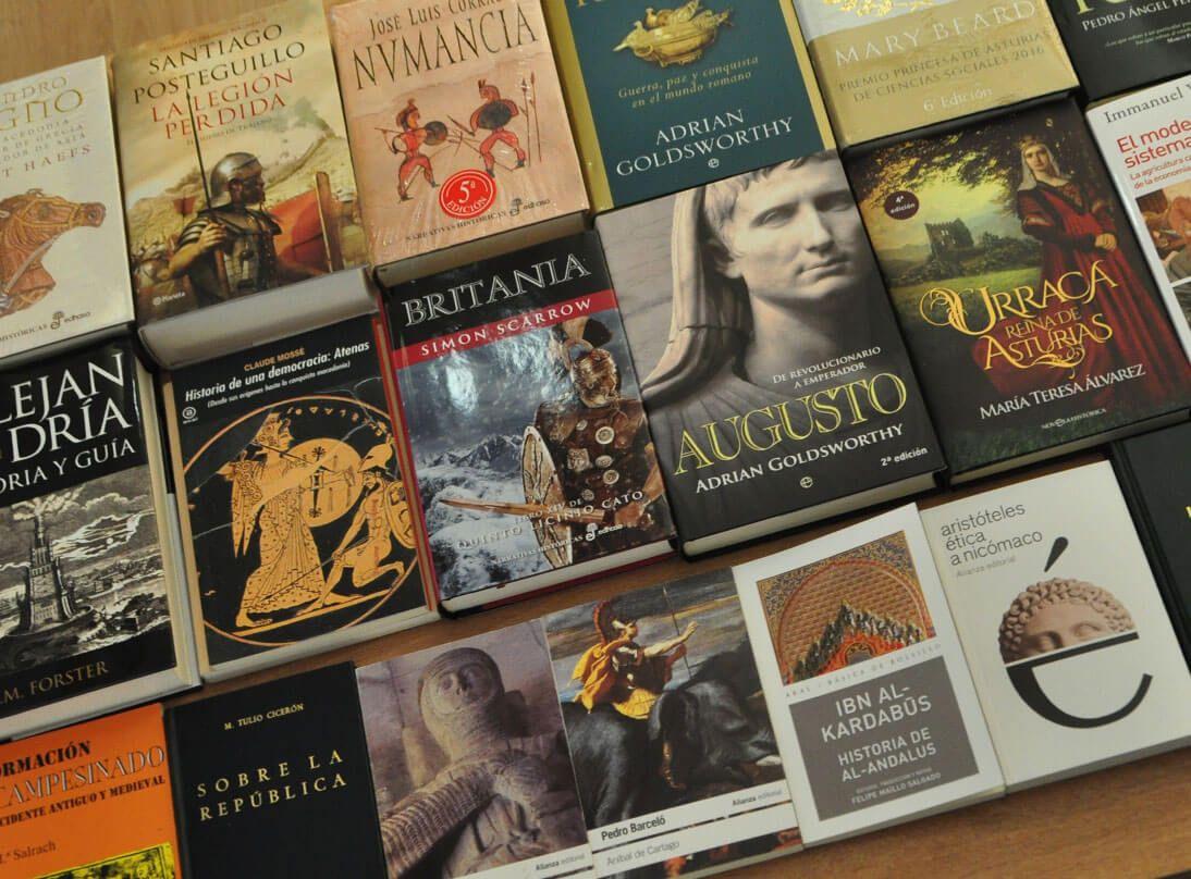 Historia y literatura en Madrid