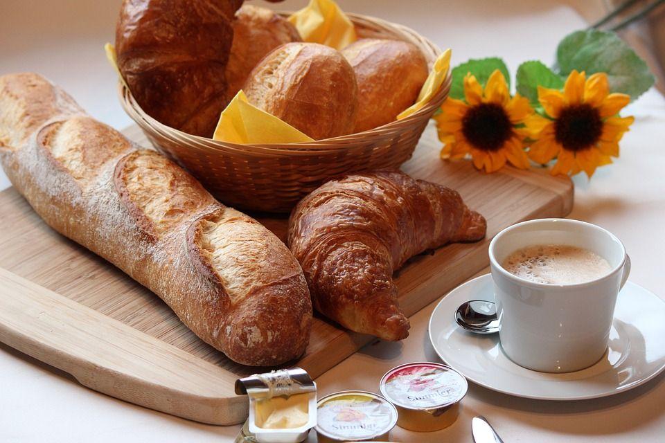 Desayunos: Carta de La Taberna El Tablero