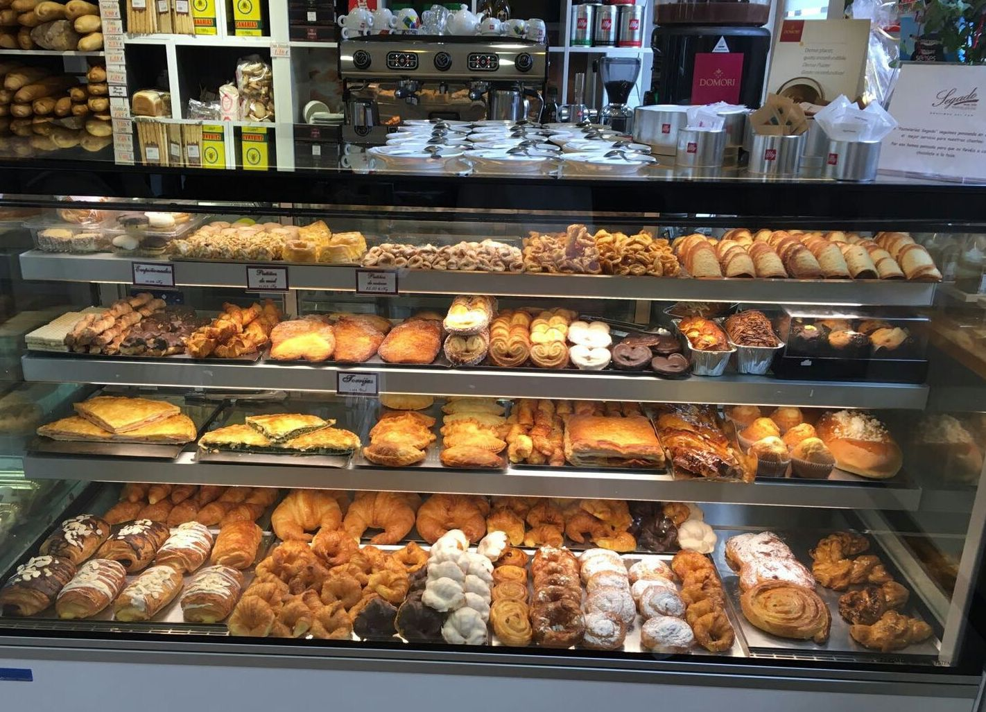 Bollería: Productos de Pastelería Segado San Lorenzo