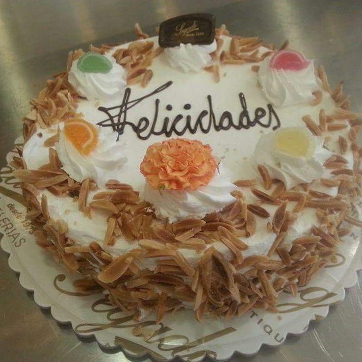 Tartas: Productos de Pastelería Segado San Lorenzo