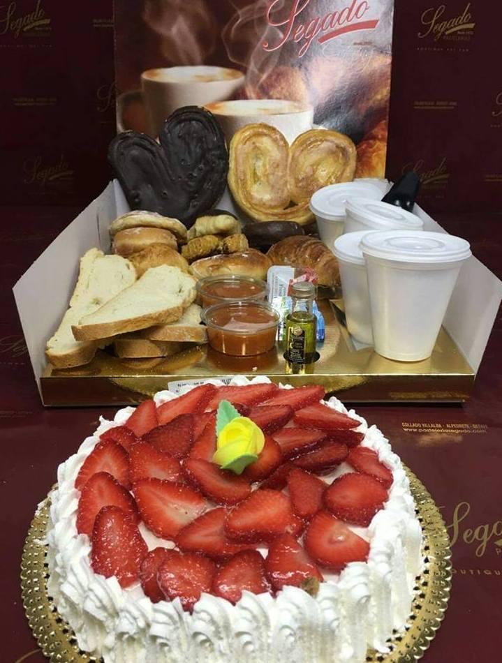 Desayunos: Productos de Pastelería Segado San Lorenzo