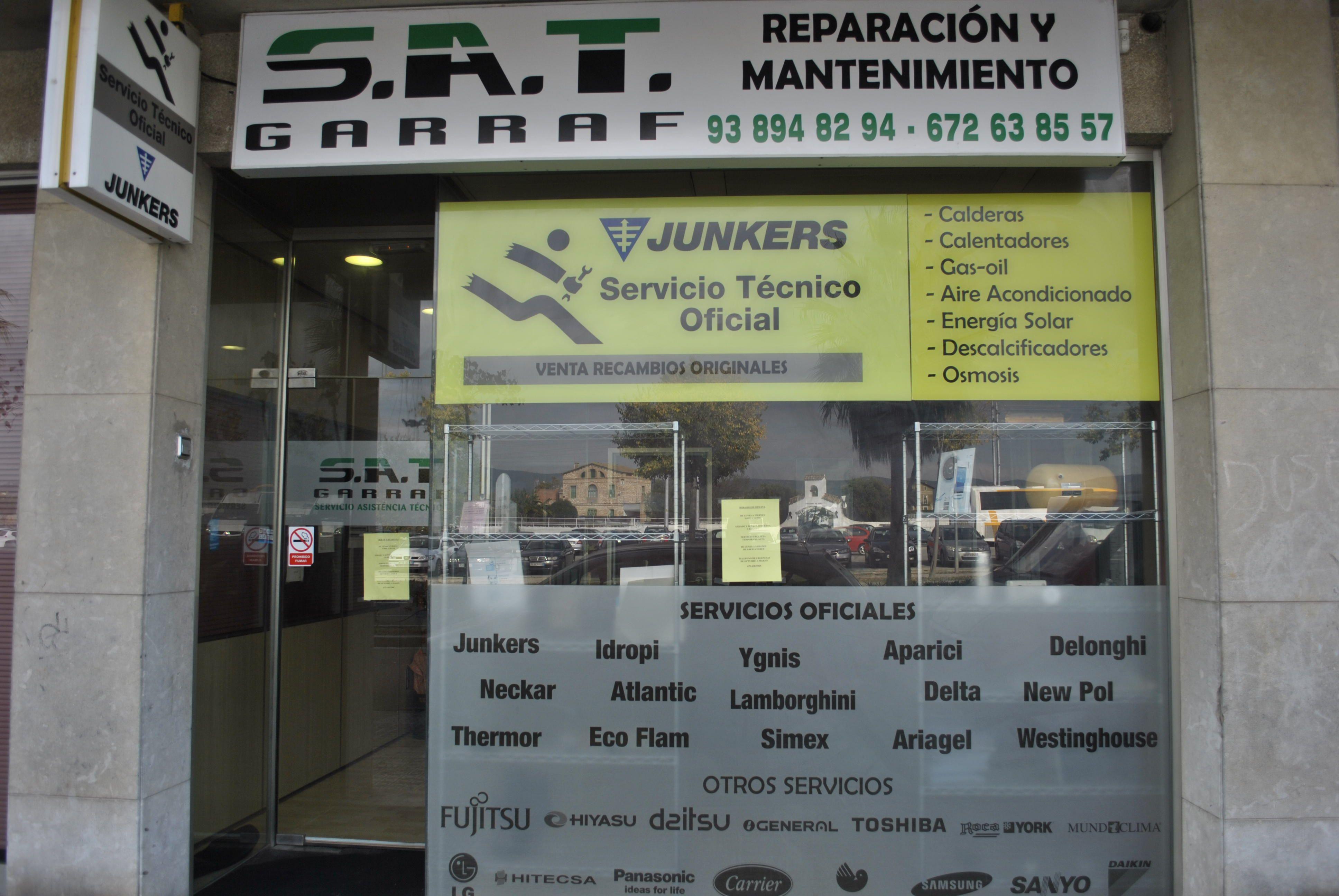 Entrada S.A.T Servei
